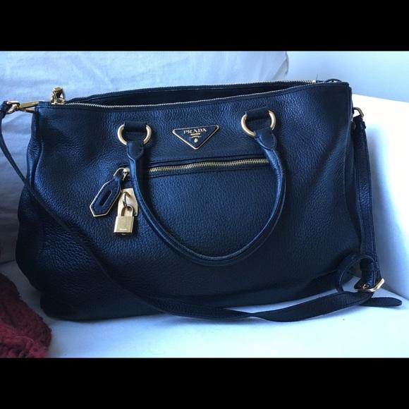 1b134d91629e Prada Galleria Bag! PRICE REDUCTION. M 5a6b3da15512fdd4e9bd7b95